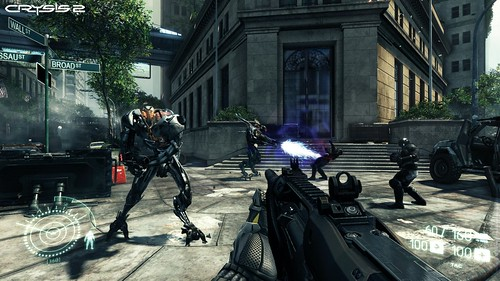 Crysis 2 (2) | by PlayStation Europe
