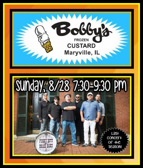 Bobby's Frozen Custard 8-28-16