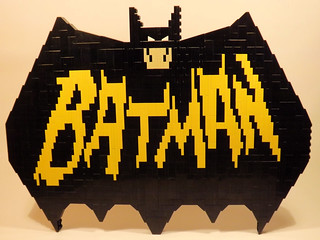 Vintage Batman Logo | by floodllama