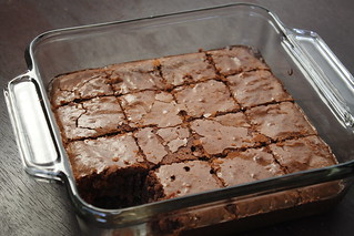One Bowl Brownies | by Short and Sweets