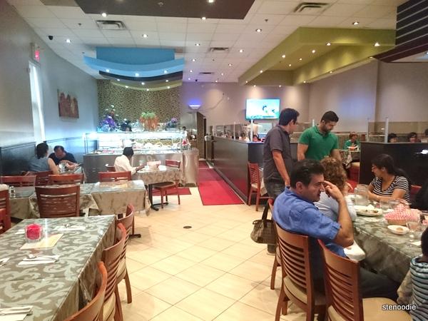 India's Taste interior
