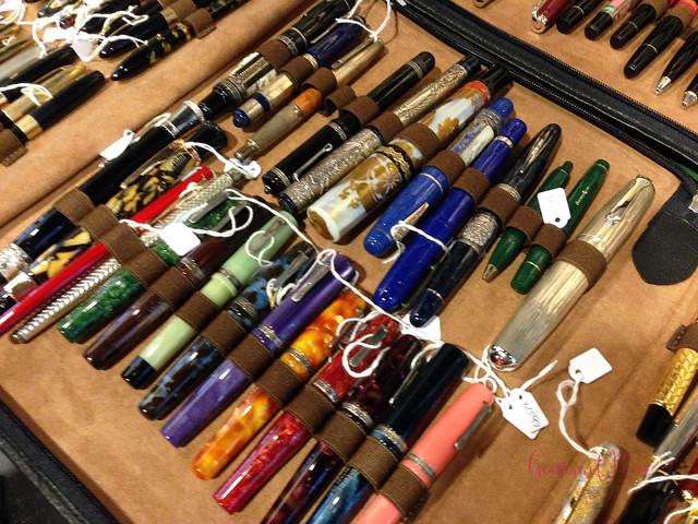 Field Trip - Tilburg Pen Show 2015 Recap 12
