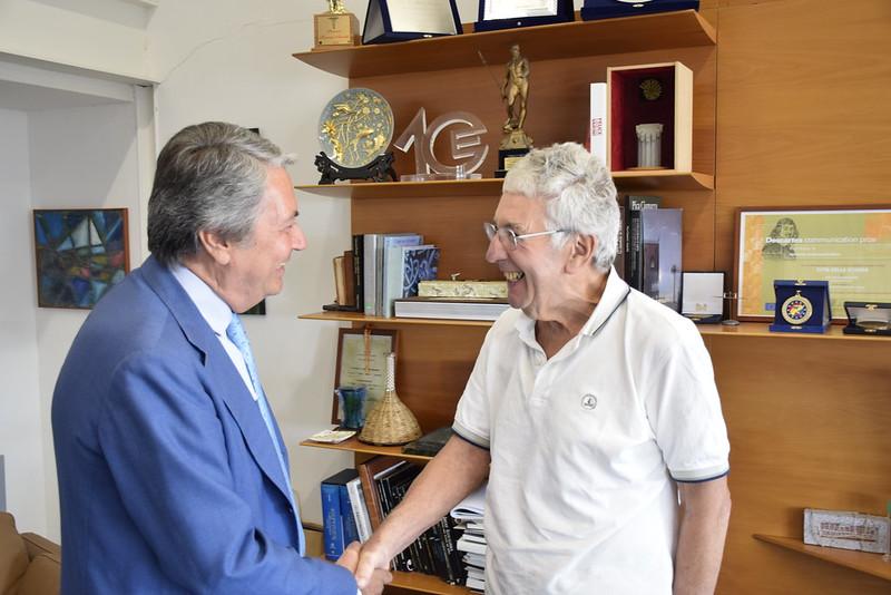 Protocollo di intesa tra la Camera di Commercio di Napoli e Città della Scienza