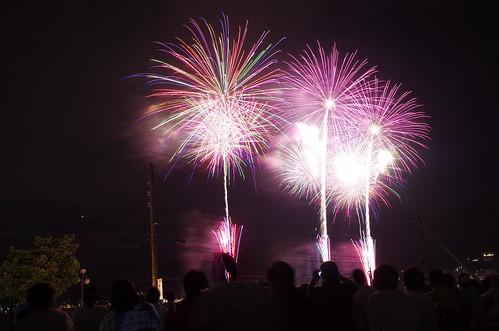 Suwako-Lake Fireworks Festival 2016 38
