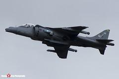 ZD406 35 - P35 - Royal Air Force - British Aerospace Harrier GR7 - Farnborough - 060723 - Steven Gray - CRW_2599