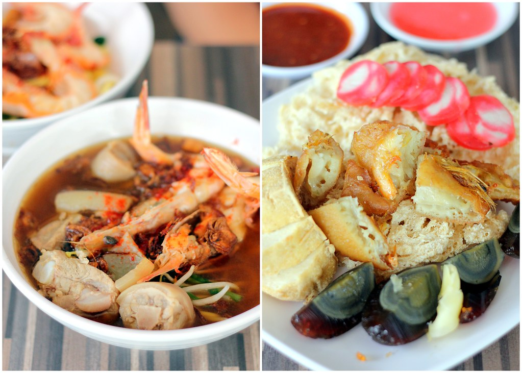 Delicious Eats In Jalan Kayu: Blanco Prawn Noodle House