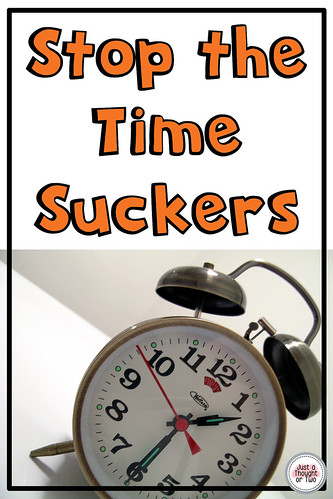 Stop the Time Suckers
