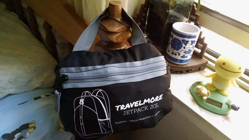 Travelmore backpack