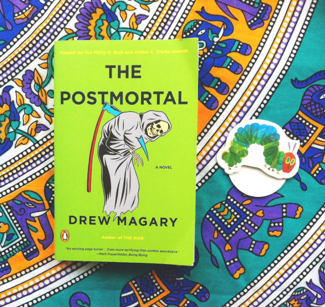 the postmortal drew magary