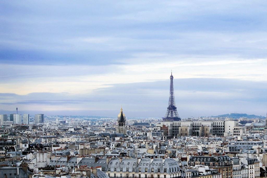 As 5 melhores vistas panorâmicas de Paris - Cathédrale Notre-Dame de Paris