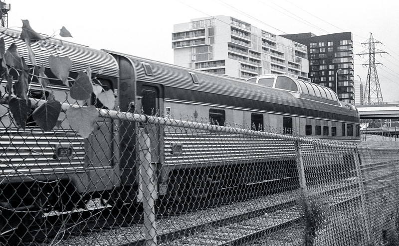 "VIA Rail 1 ""The Canadian Observation Car._"
