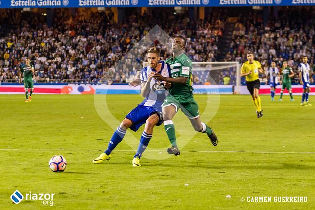 Temporada 16/17. RC Deportivo 1 - Leganés 2