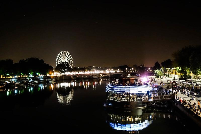 Paris - Augusti 2016