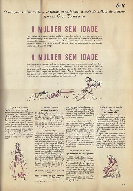 Lady, Nº 5, Fevereiro 1957 - 56