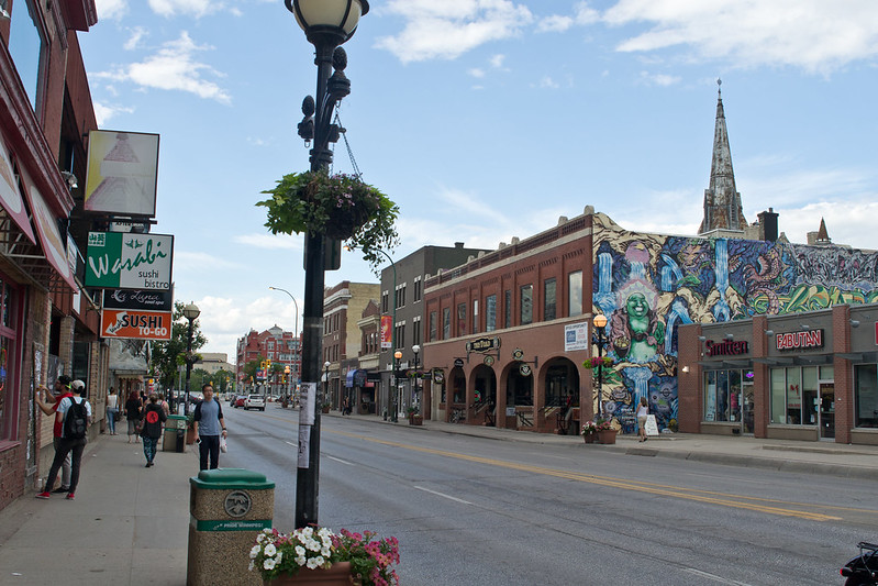 Osborne Village Winnipeg