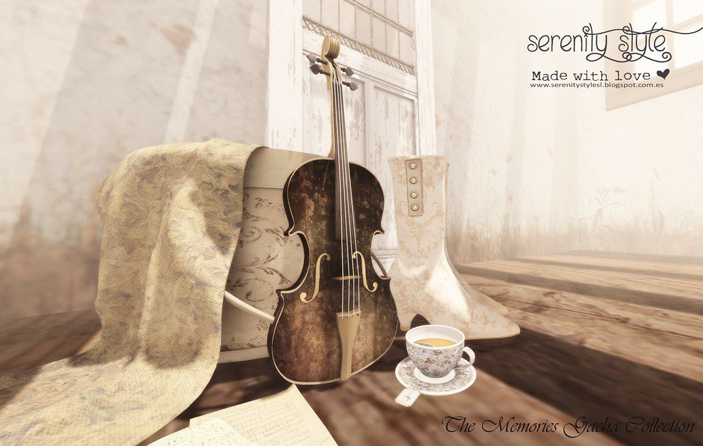 Serenity Style- The memories Advert