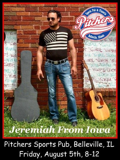Jeremiah From Iowa 8-5-16