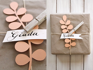 Tags papercut gift | by giochi di carta