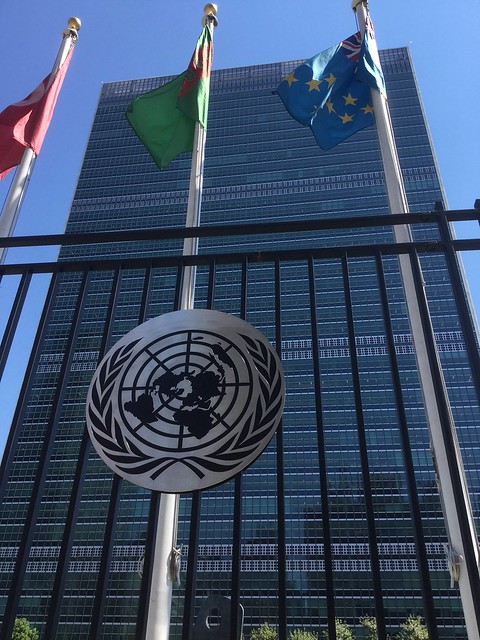 2016 Safety Summit at the United Nations