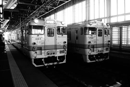 Asahikawa Station on SEP 01, 2016 (7)
