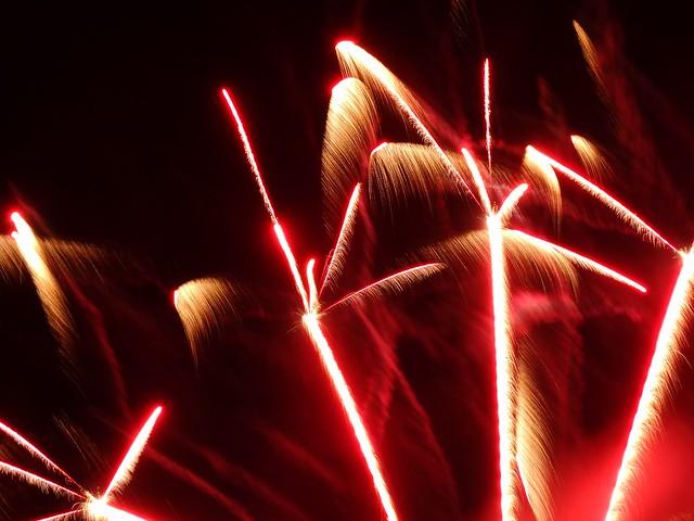 Pomáz-napi tűzijáték 1