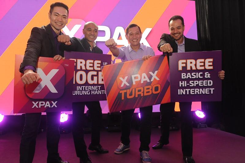 Celcom Lancar XPAX TURBO Data Internet Terbaik