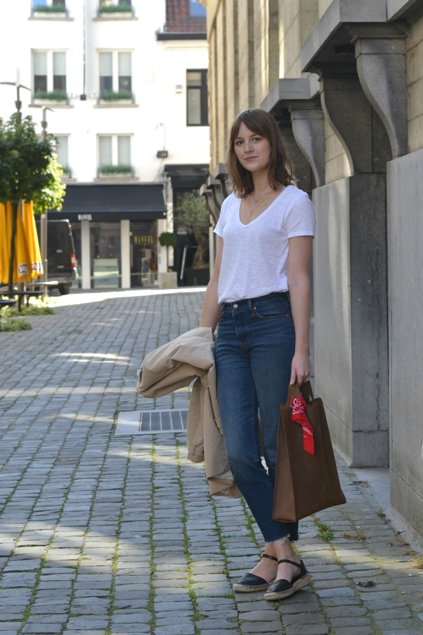 Levi's Wedgie Fit Jeans: Outfit & Review || Melanophilia.com