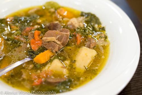 Kenyan Goat Soup