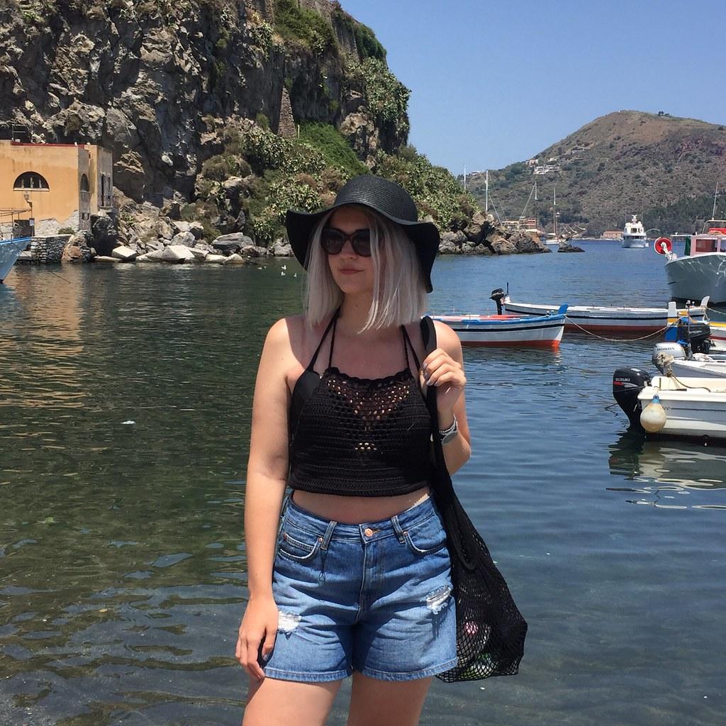 Visiting Lipari