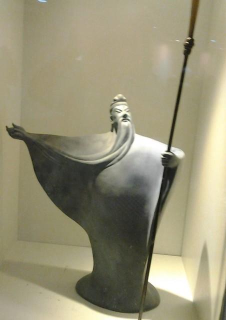 王秀杞雕塑展 (21)