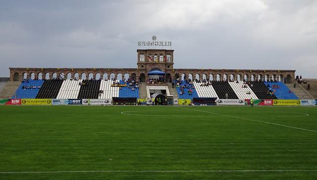 Alashkert FC 1:2 Pyunik Yerevan (Armenian Cup)