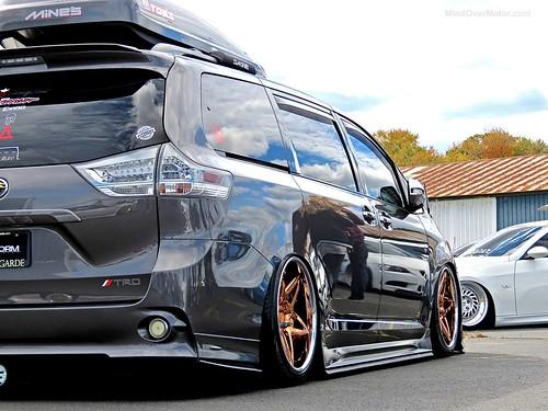 Slammed Toyota Sienna 3 Nick Walker Flickr