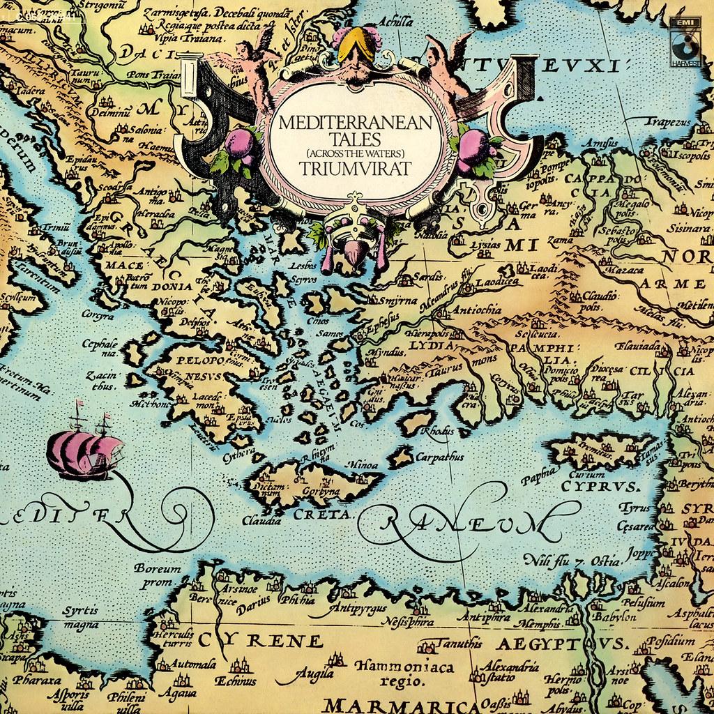 Triumvirat - Mediterranean Tales