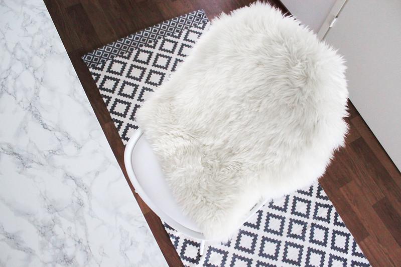 klarup tuoli jysk marmori blogi sisustus
