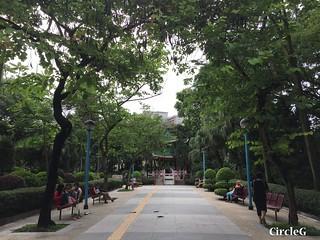 CIRCLEG 香港 遊記 美孚 嶺南之風 荔枝角公園  (8)