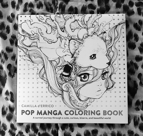 2016-08-31 - Pop Manga Coloring Book - 0002 [flickr]