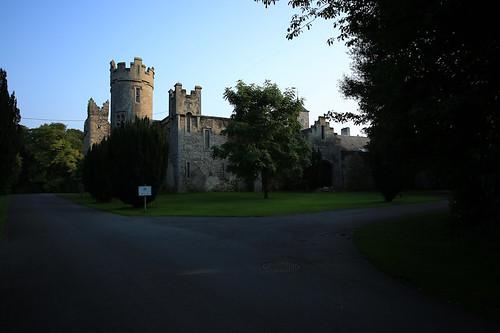 Howth: il castello