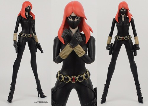 BLACK WIDOW ThreeA Toys 3