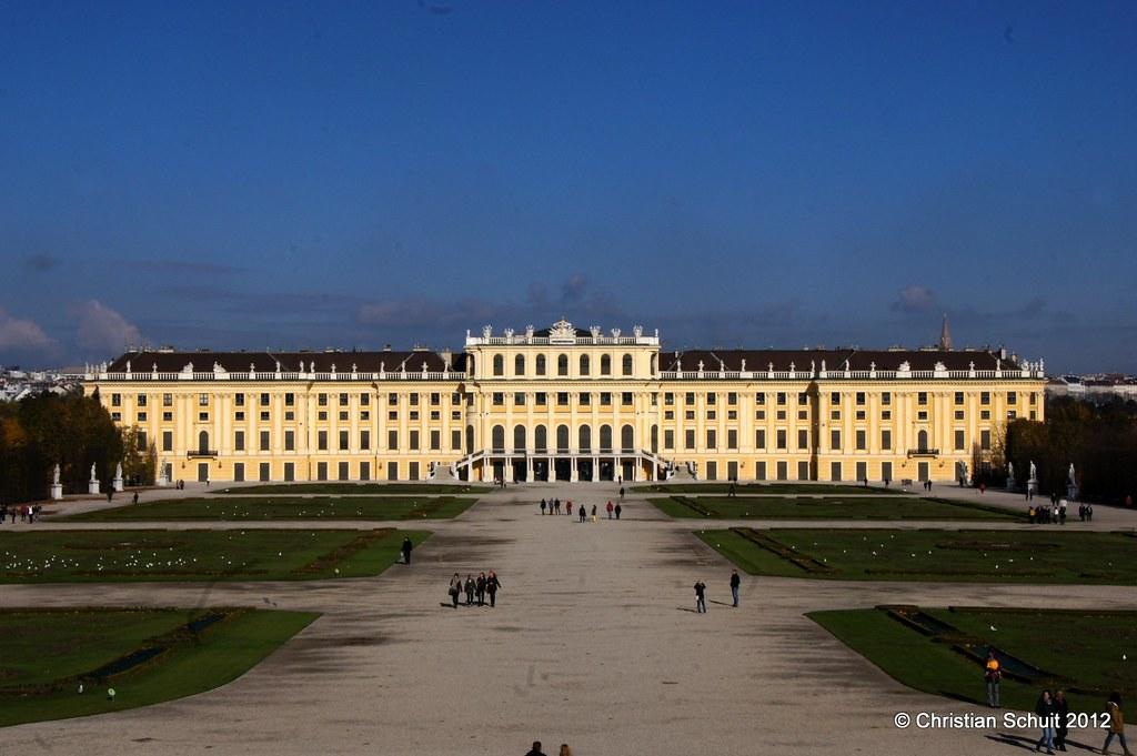 09337 - Schonbrunn Castle
