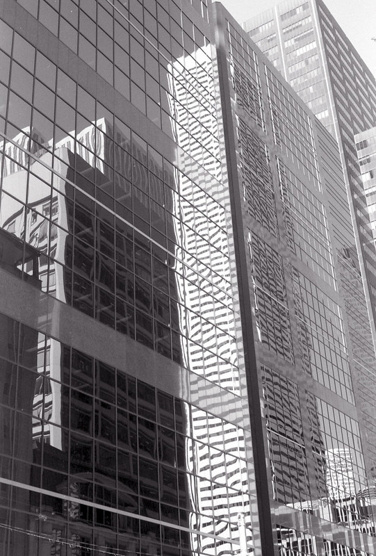 Reflected Towers_