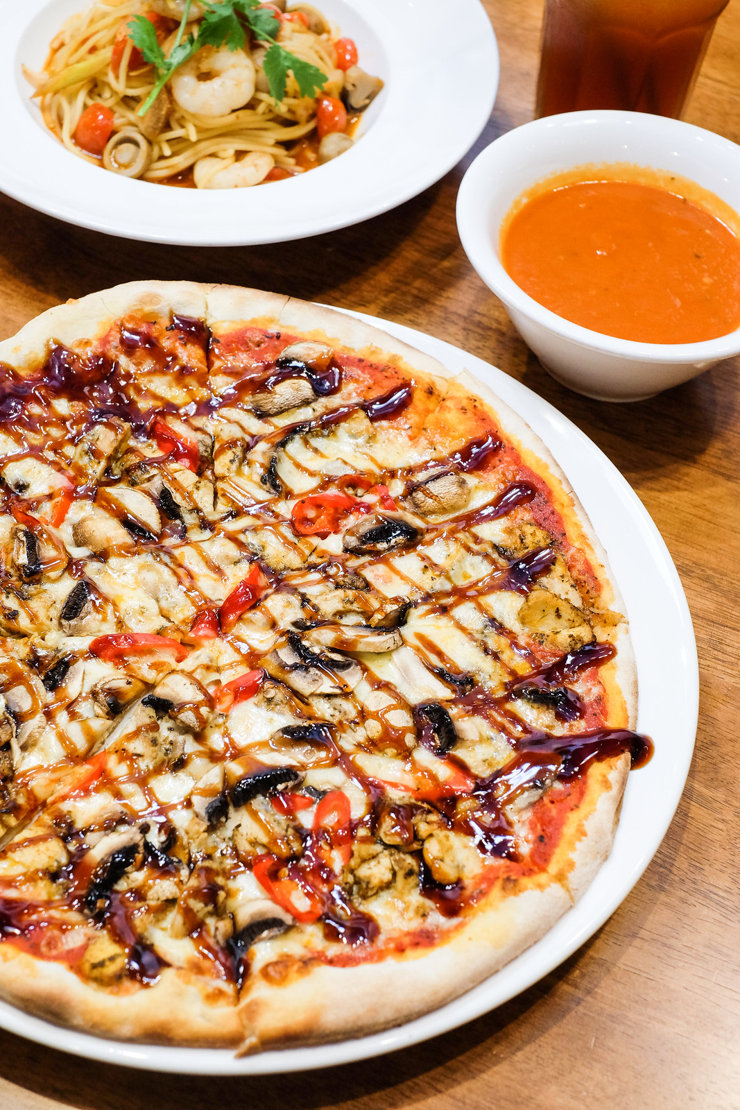 马可·马可的披萨