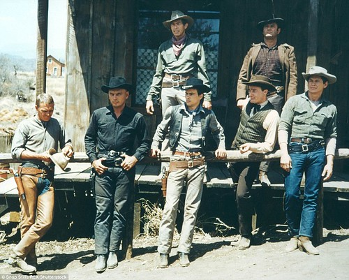 The Magnificent Seven - 1960 - Cast - 2