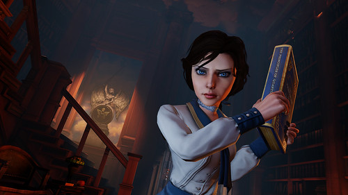 Elizabeth BioShock: Infinite