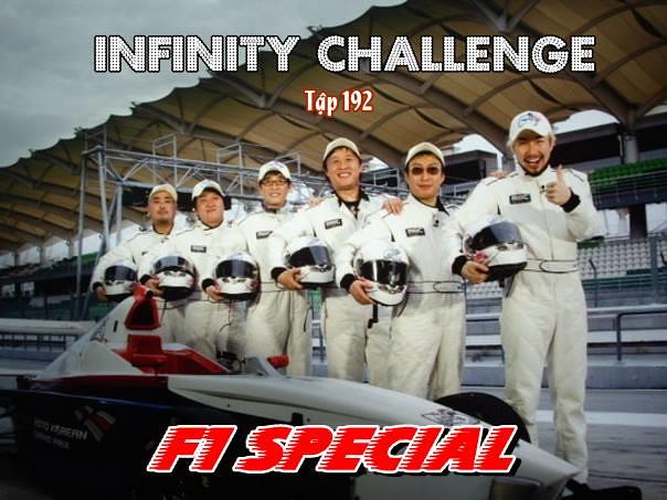 [Vietsub] Infinity Challenge Ep 192