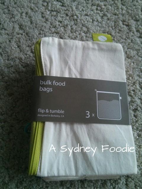 Bulk foods bags