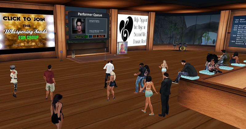 WSLP Karaoke Night