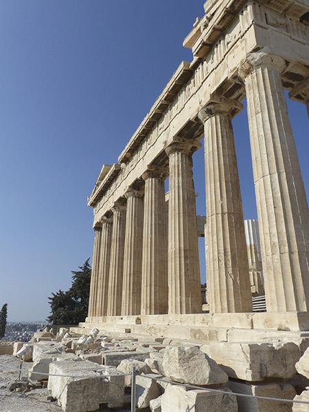 la Parthénon 1