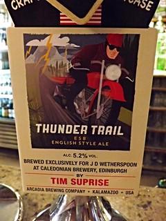 Arcadia (Caledonian), Thunder Trail, USA (Scotland)