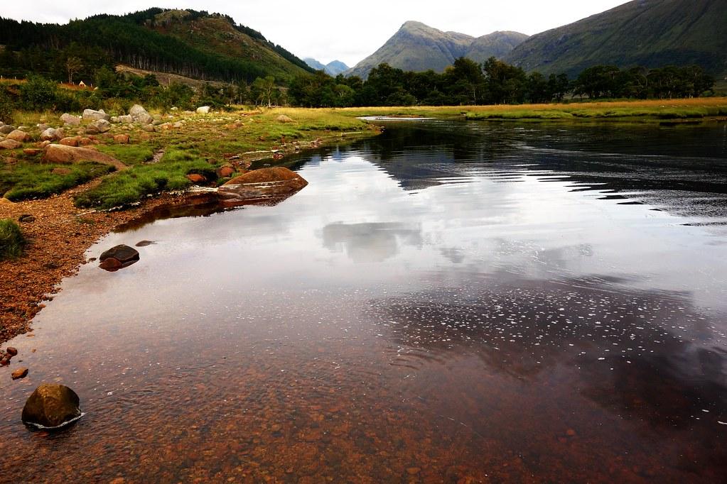 Loch Etive and Glen Etive, Scotland