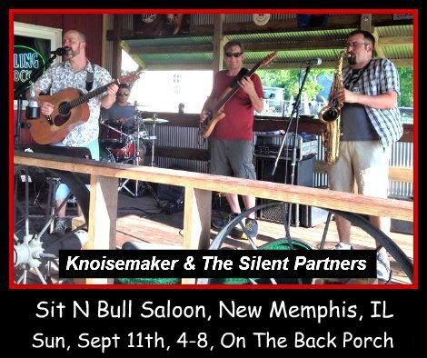 Knoisemaker & The Silent Partners 9-11-16